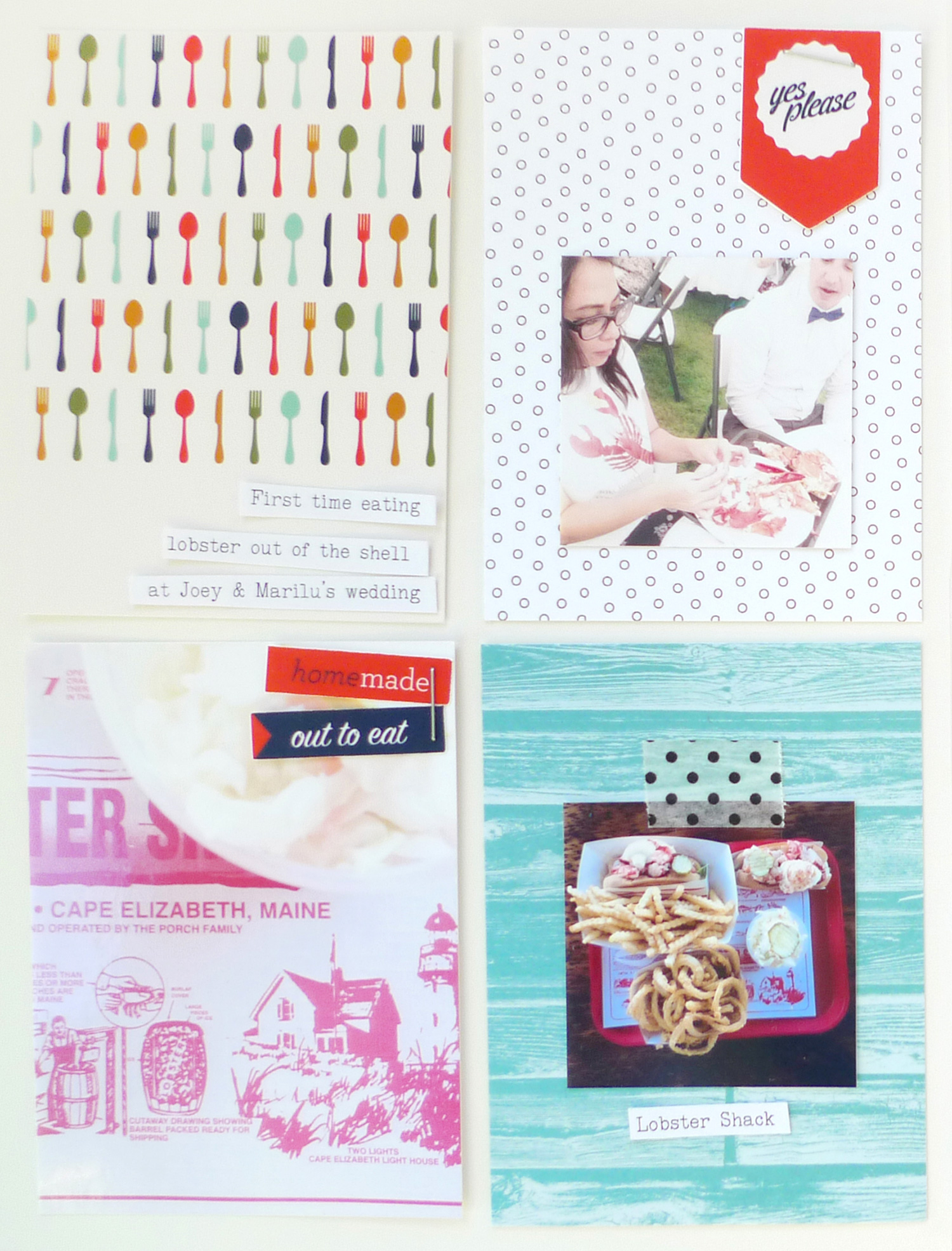 Analog Paper | Project Life | At-Home Printing |001