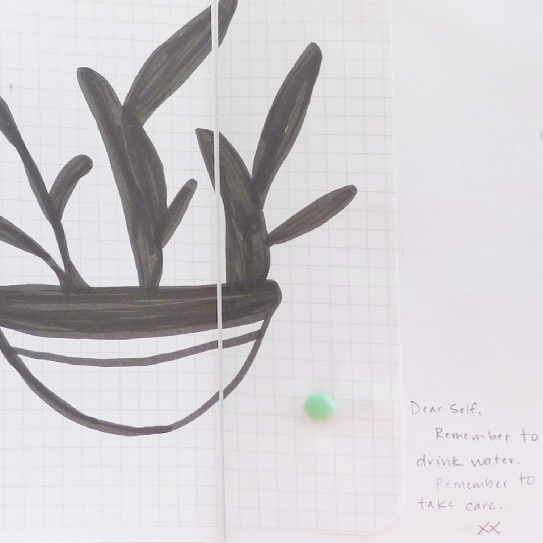 Analog Paper | Get Messy Art Journal | 011