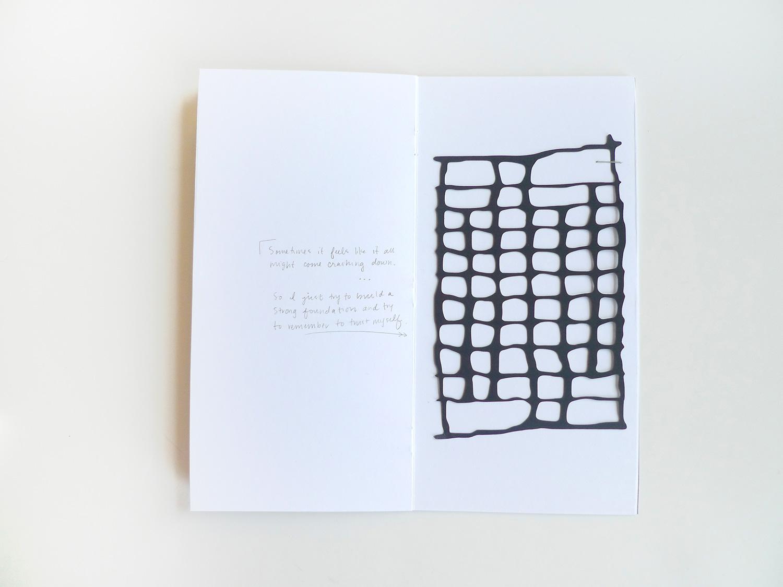 Analog Paper   Get Messy Art Journal   015