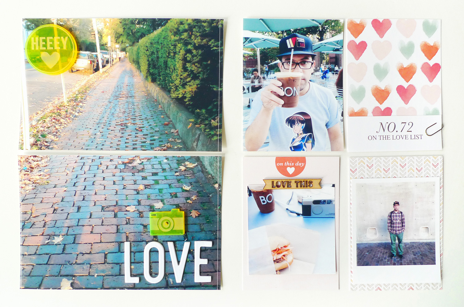 Analog Paper | Project Life