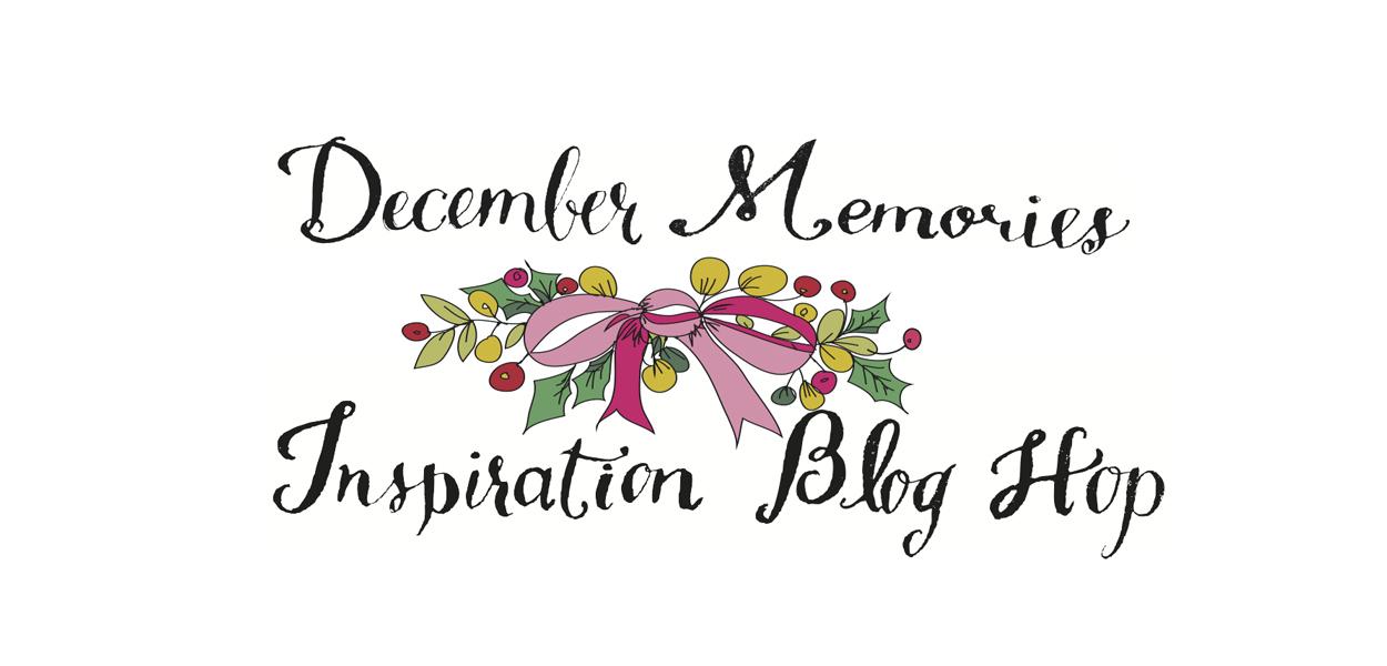Gossamer Blue December Memories Blog Hop