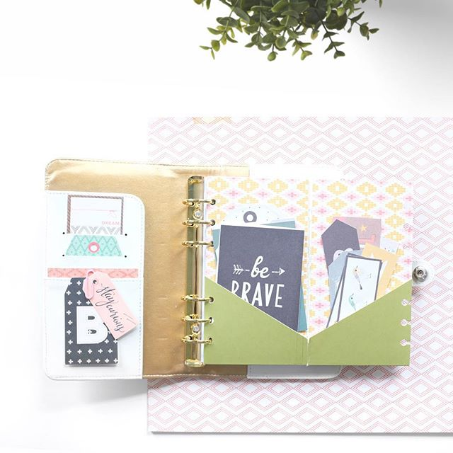 And one more little peek at my DIY planner accessories on the @cratepaper blog  #cratepaper #plannernerd #planneraddict #DIY #papercrafting #scrapbooking #americancrafts #websterspages #onmydesk #fuji #x100T #VSCOcam