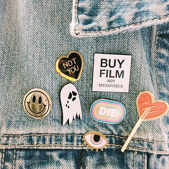 When I have to choose favorites Although I often wish I could just wear all the pins #current
