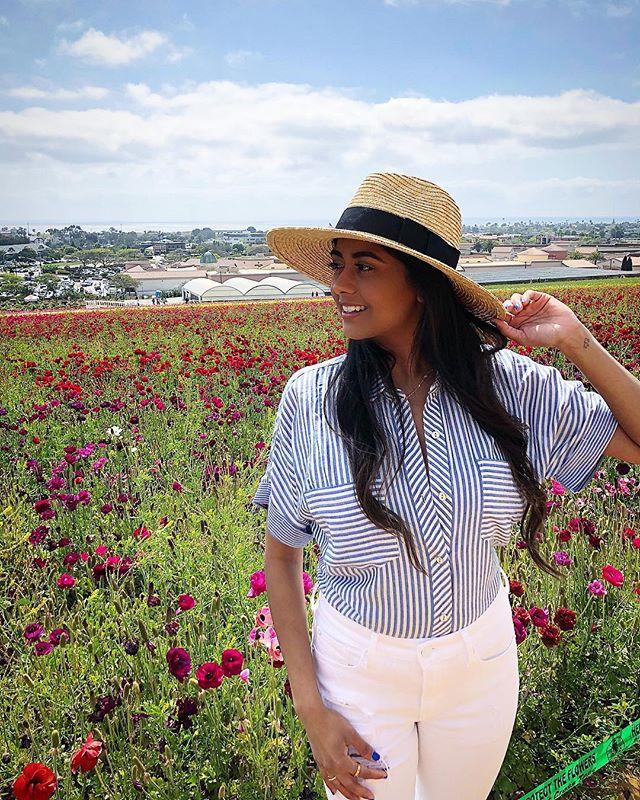 I got too much on my mind right now 🎶🌸 #ballforme #flowerfieldscarlsbad