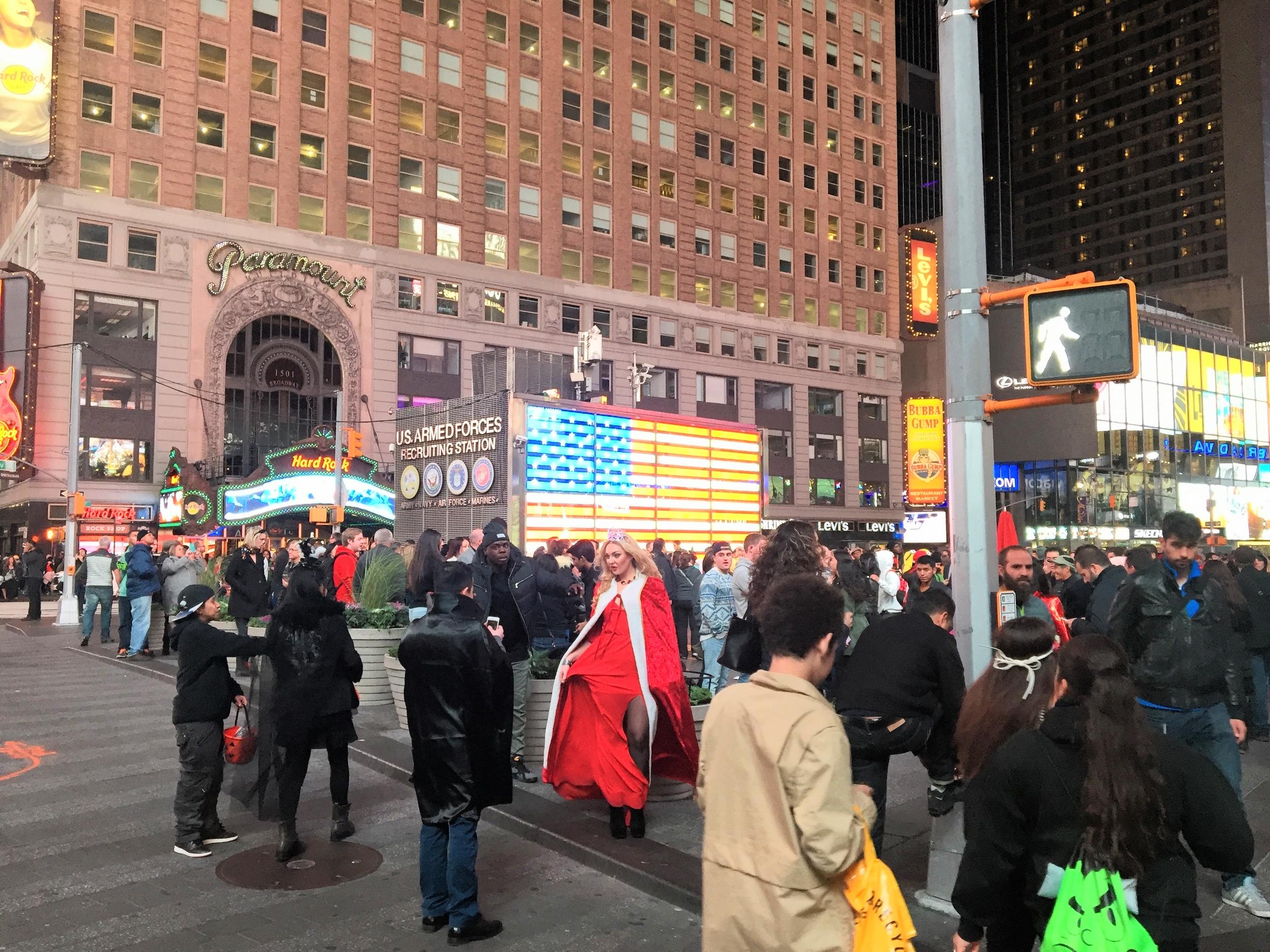 NYC by night...