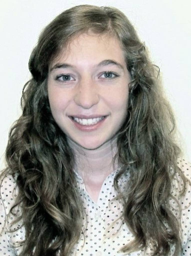 Abby Abrams, 138th Editor in Chief