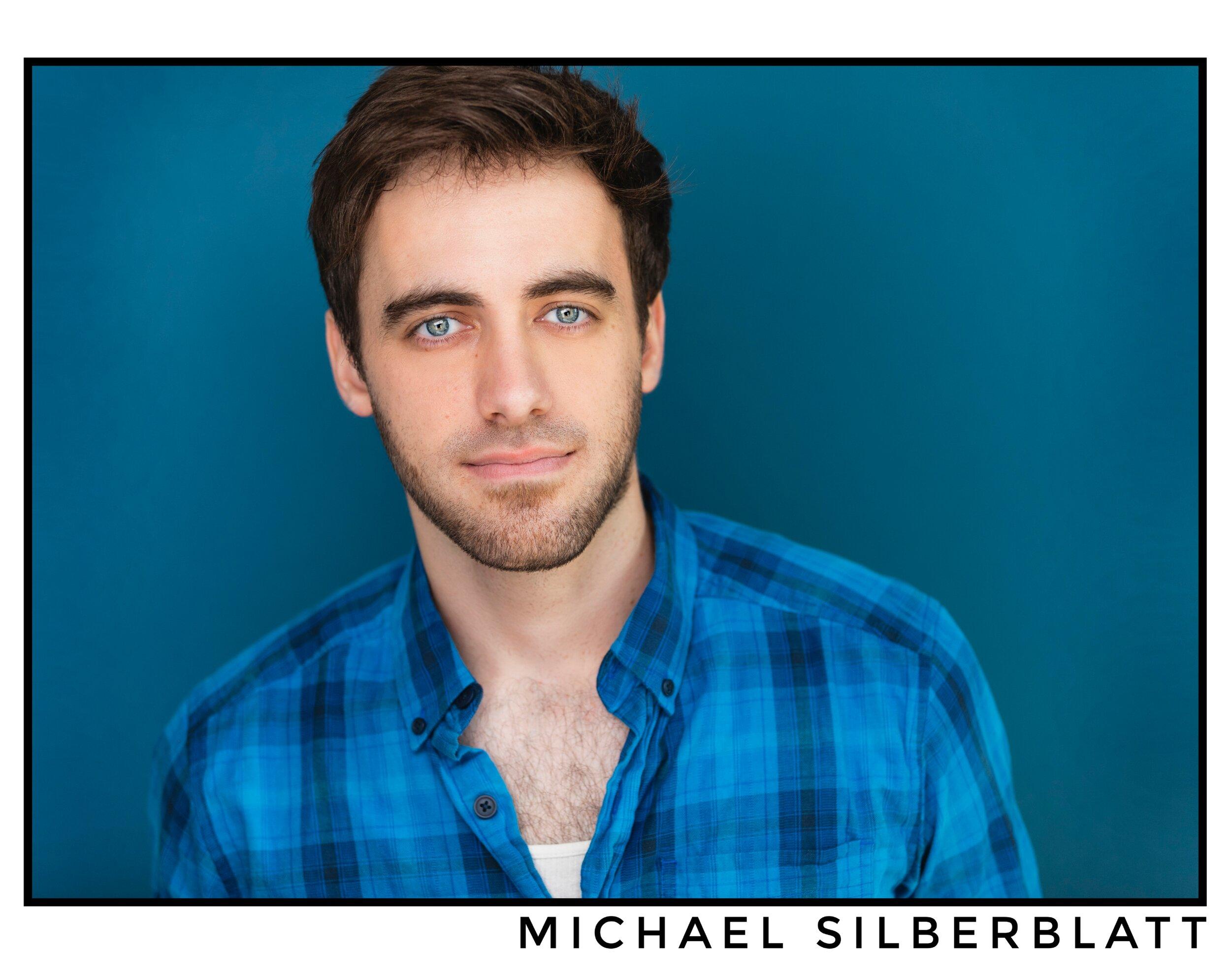 Michael Silberblatt Headshot