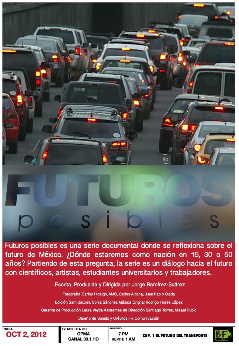 Futuros Posibles (2012, Serie de TV)
