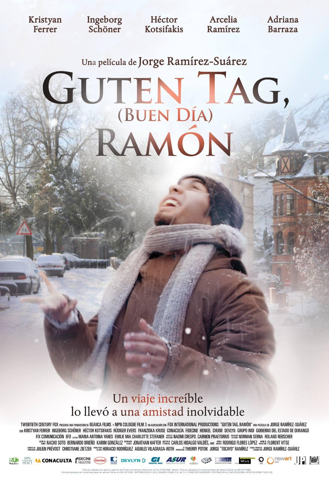 Guten Tag, Ramón (2014, Largometraje)