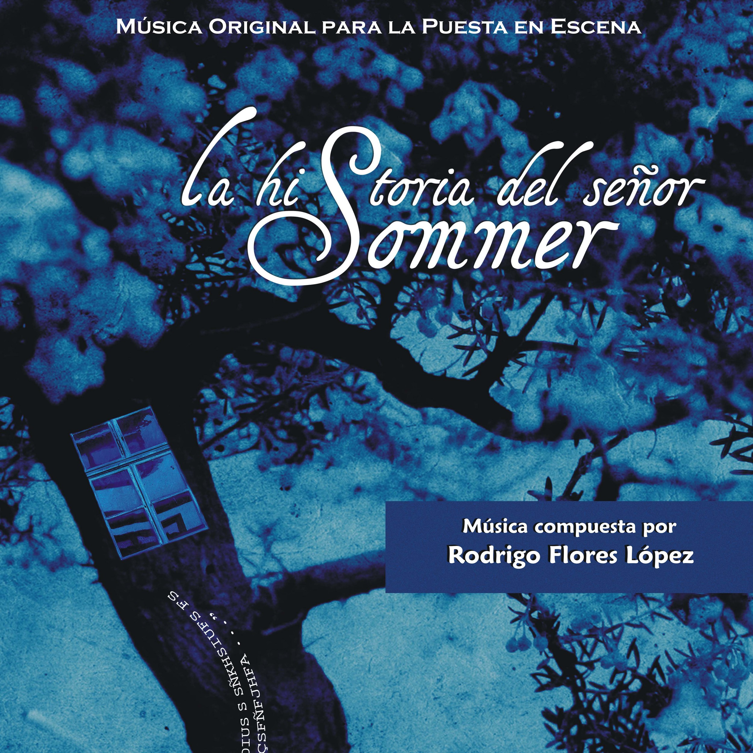 La Historia del Sr. Sommer  Original Score (Limited Edition)