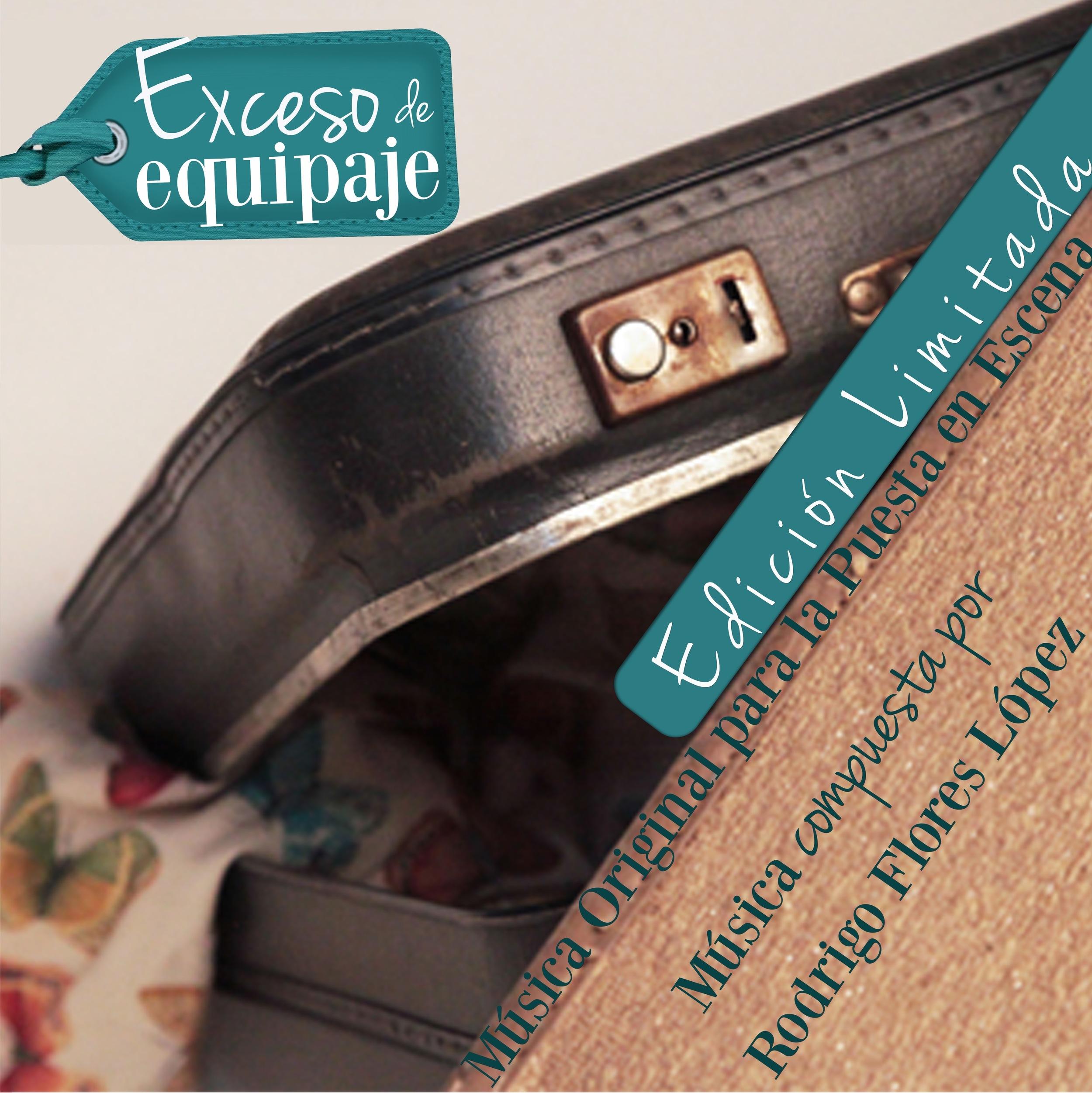 Exceso de Equipaje  Original Score (Limited Edition)