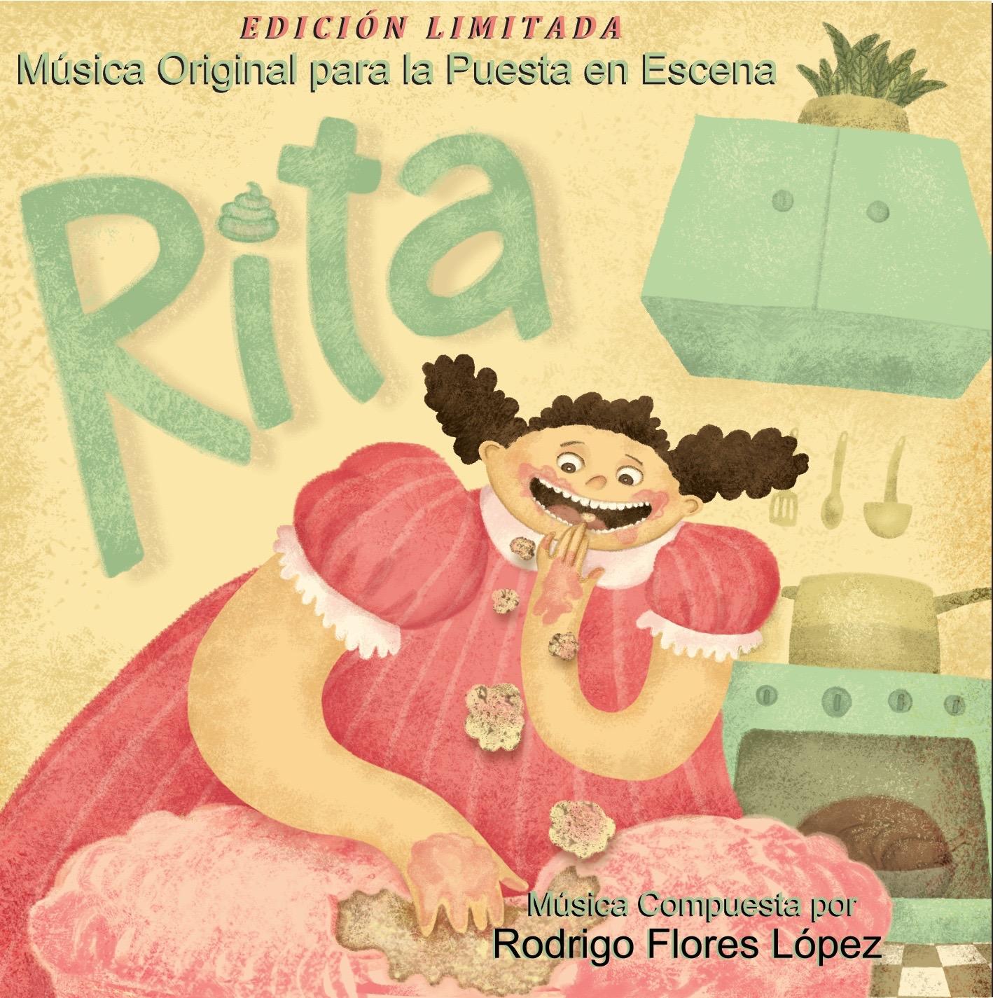 Rita  Original Score (Limited Edition)