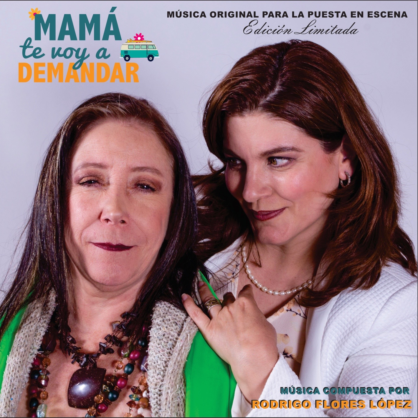 Mamá te voy a demandar  Original Score (Limited Edition)