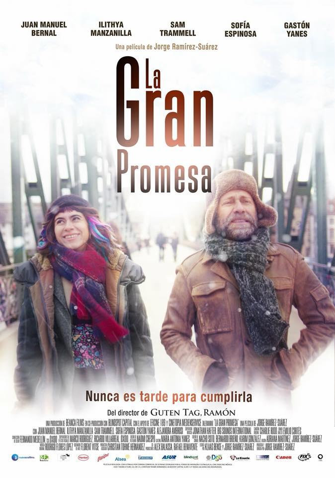 La Gran Promesa (2018, Largometraje)  Visita la Página de Facebook