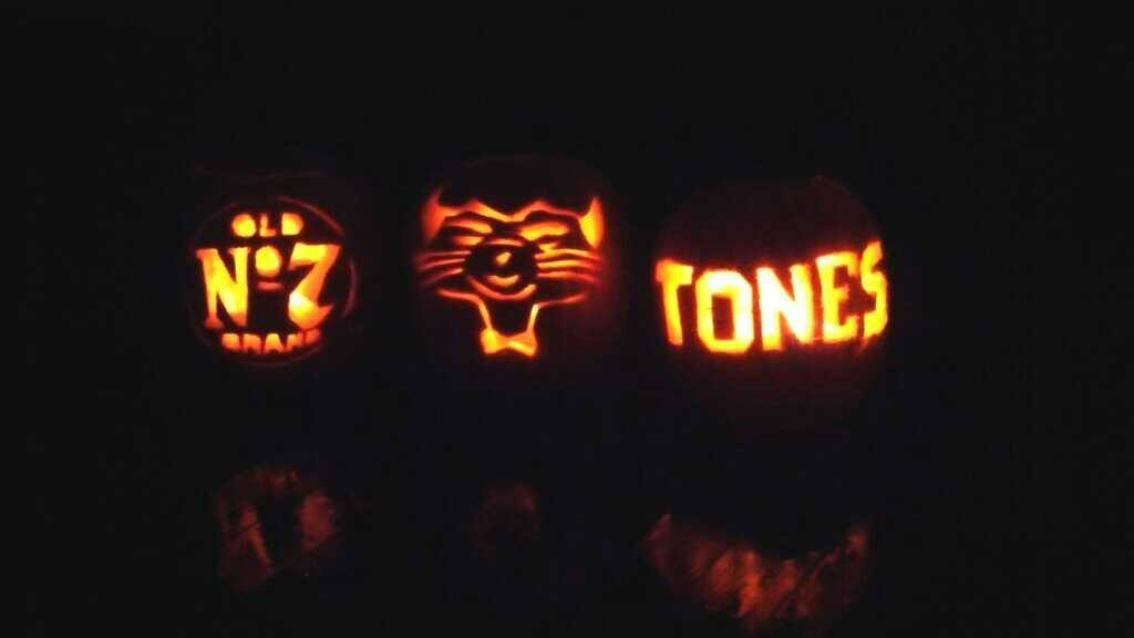 Happy Halloween from the Tones