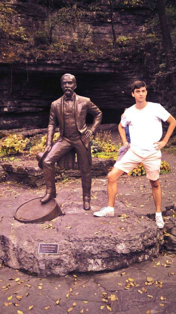 With Jack Daniels - Lynchburg