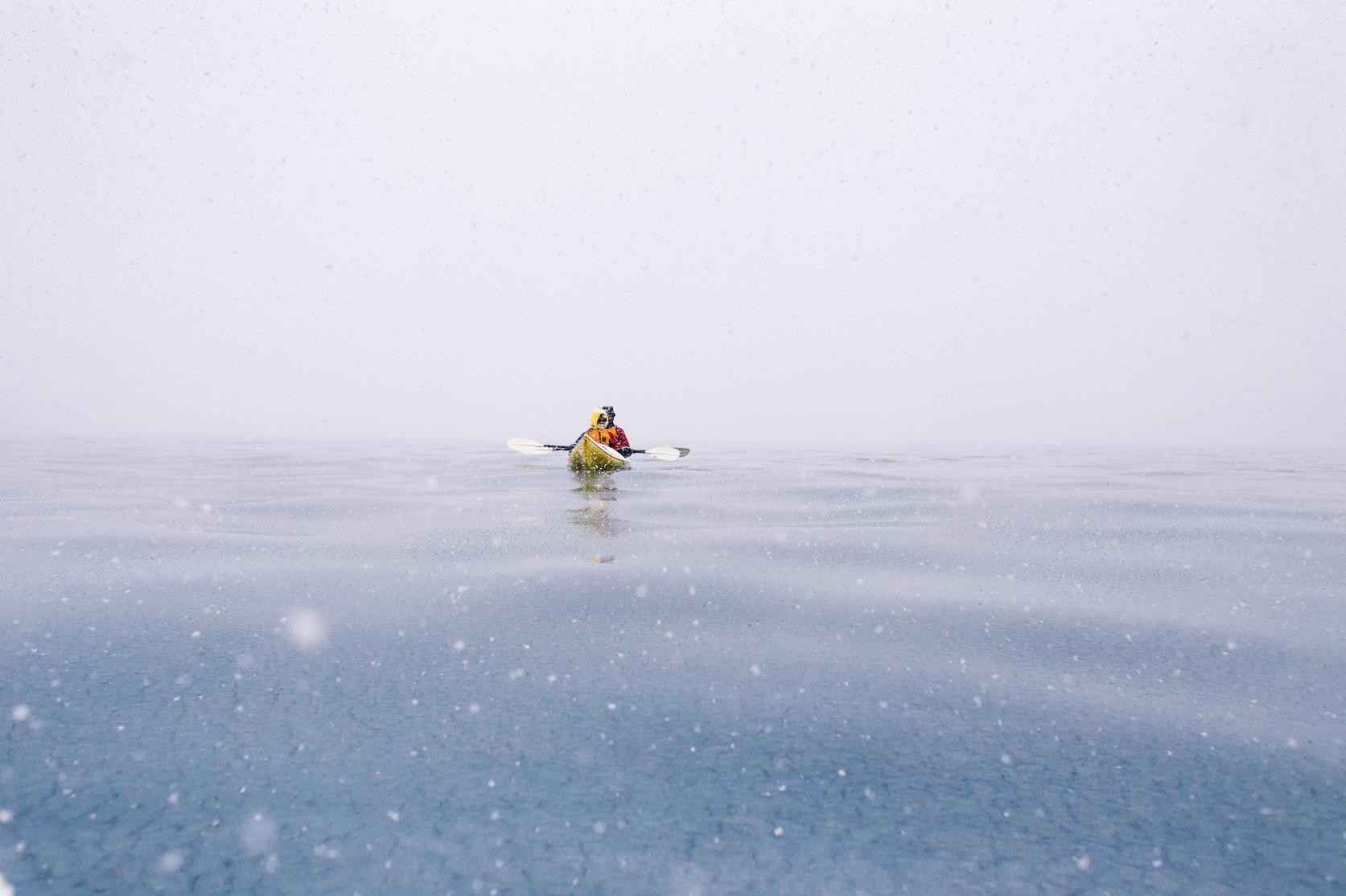 #029 (IX. Kayakers)