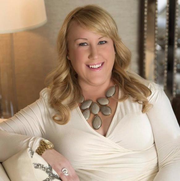 Christina McCombs |Principal, Tina Marie Interior Design