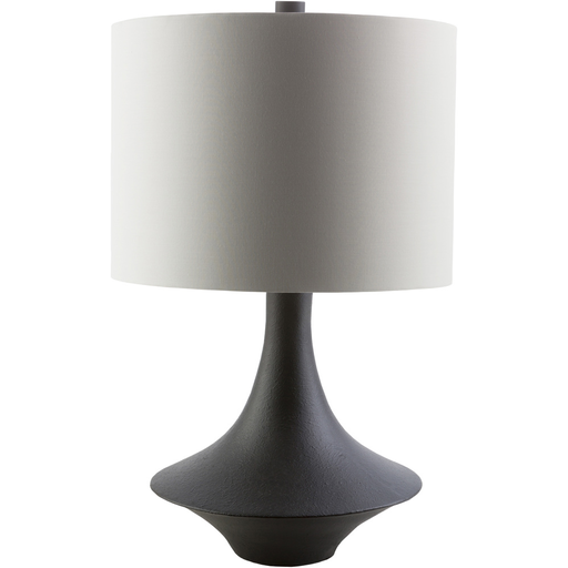 "$150 LAMP  Shade Diameter: 15""  Shade Height: 11""  Shade Shape: Drum  Overall Dimensions: 10""W x 23""H"