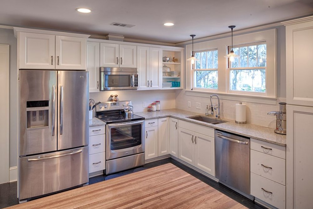 The Appliance Question Which Color To Pick Tina Marie Interior Design