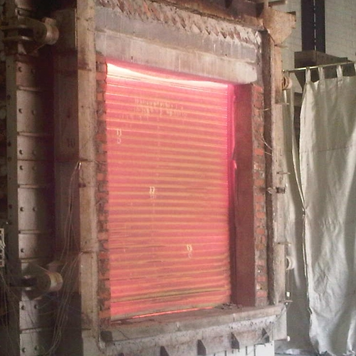 Uninsulated Fire Shutters