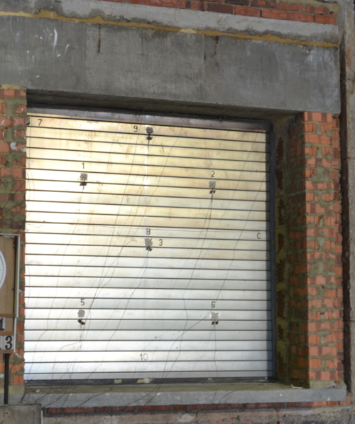 Insulated Fire Shutters