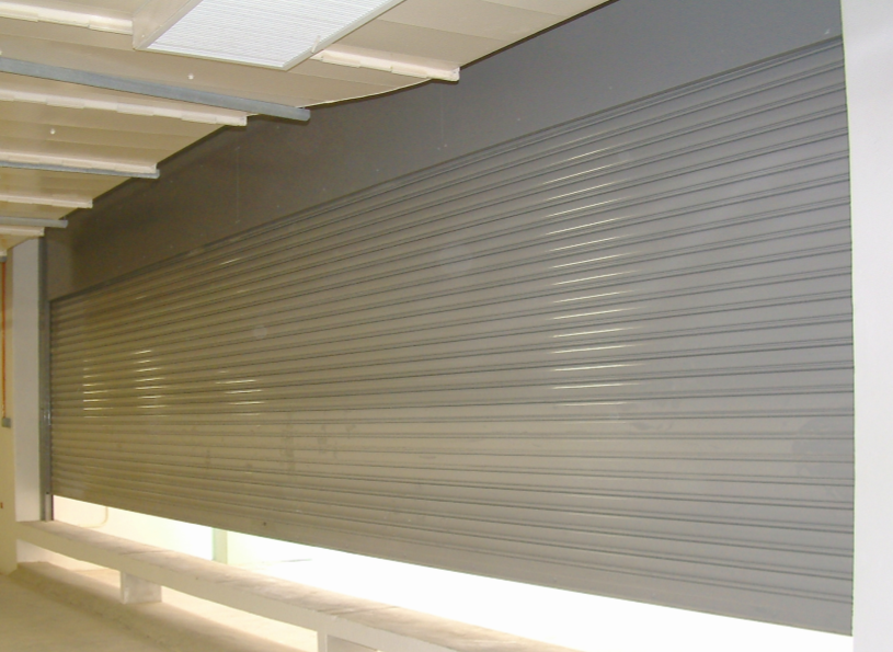 Insulated Industrial Shutters