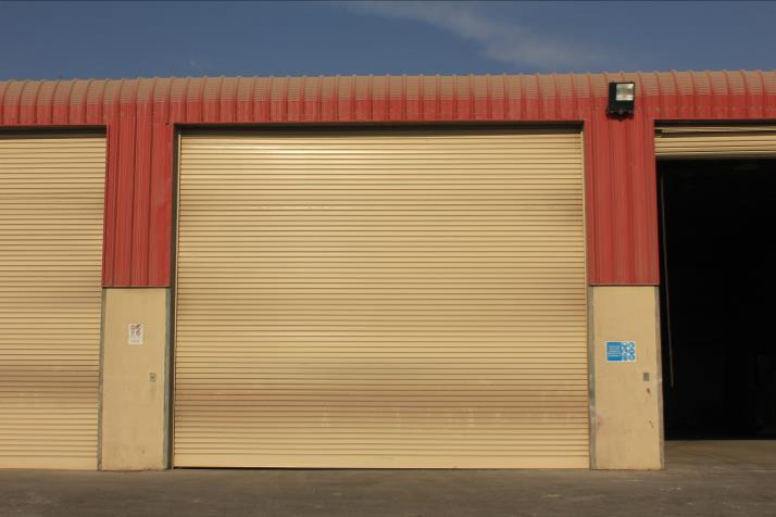 Economical Roller Doors