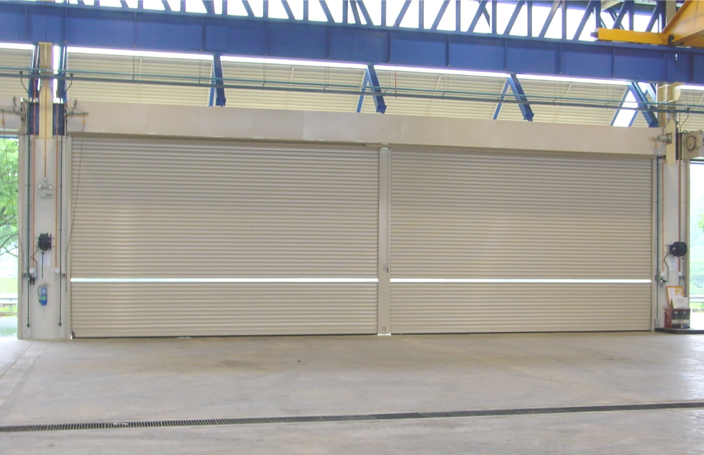 Heavy Duty Security Shutters