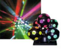 Santa Barbara Wedding DJs Wedding Lighting : DJ moving lighting details