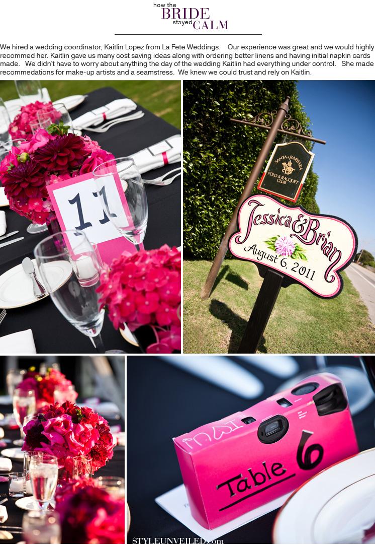 Santa Barbara Wedding DJs: Photo booth