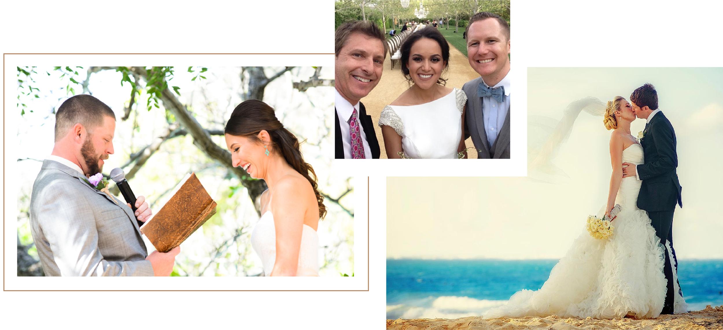 Santa Barbara Wedding DJs: Best DJs and emcees for weddings and events