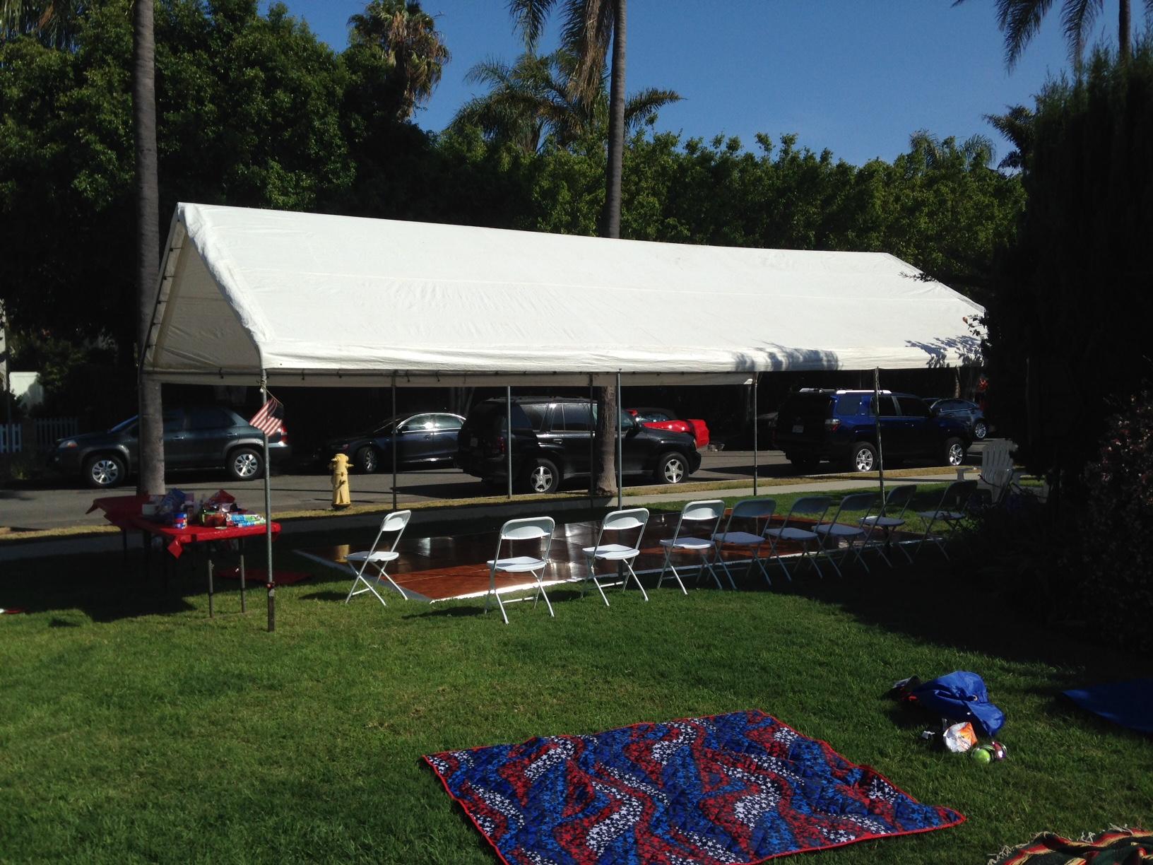 Santa Barbara Wedding DJs Dance Floors