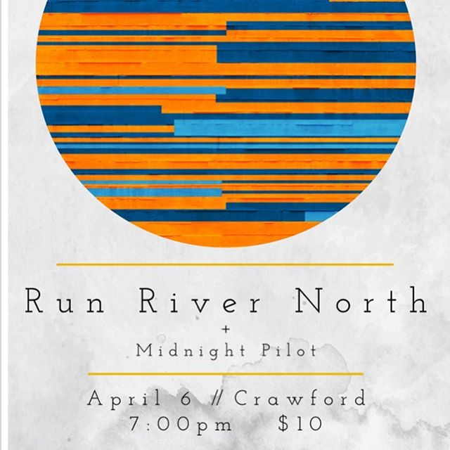 Can't freaking wait until a couple of weeks from now. Playing in PA with @runrivernorth . Get your tickets now and come rage with us.