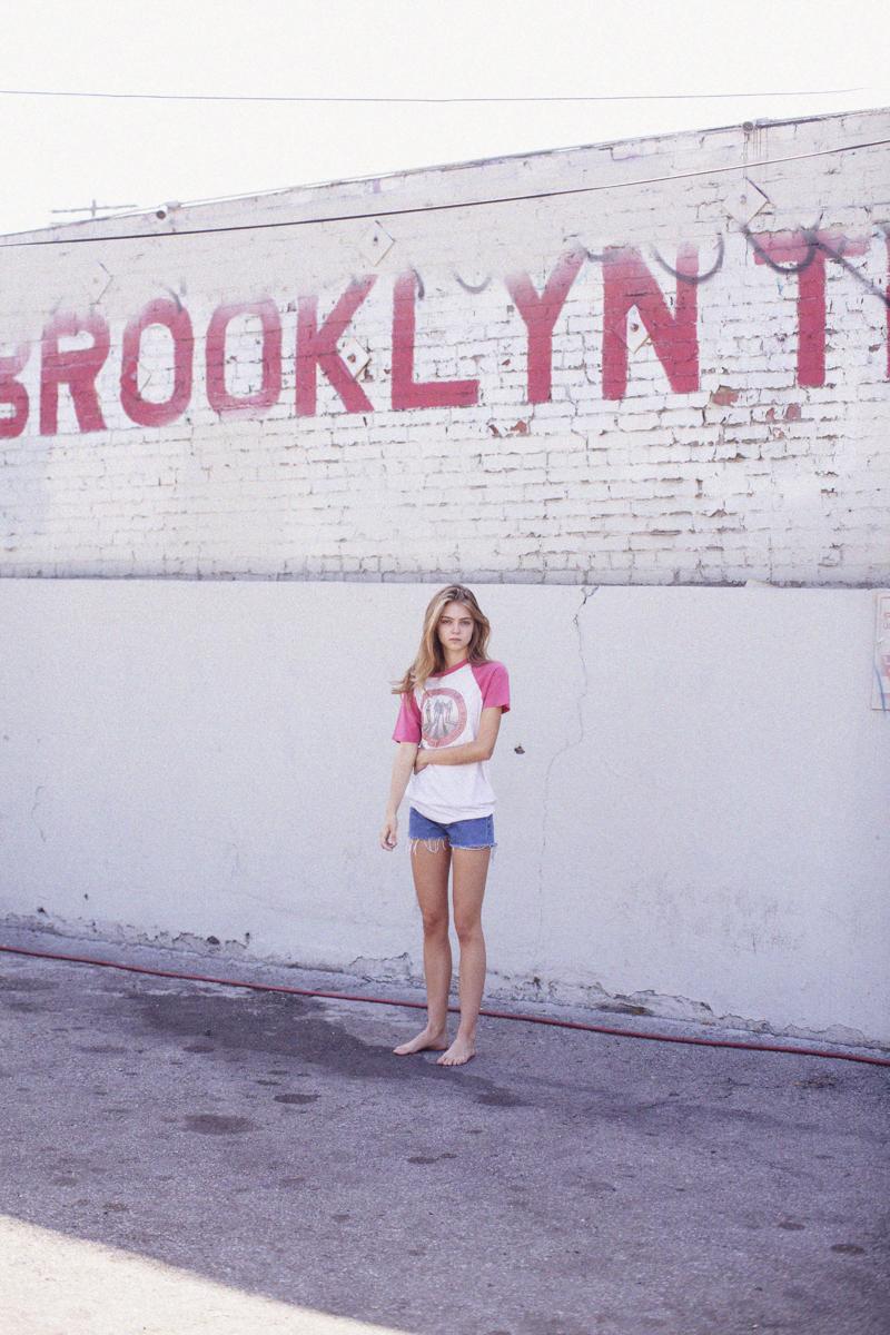Ellie for Ladygunn Magazine