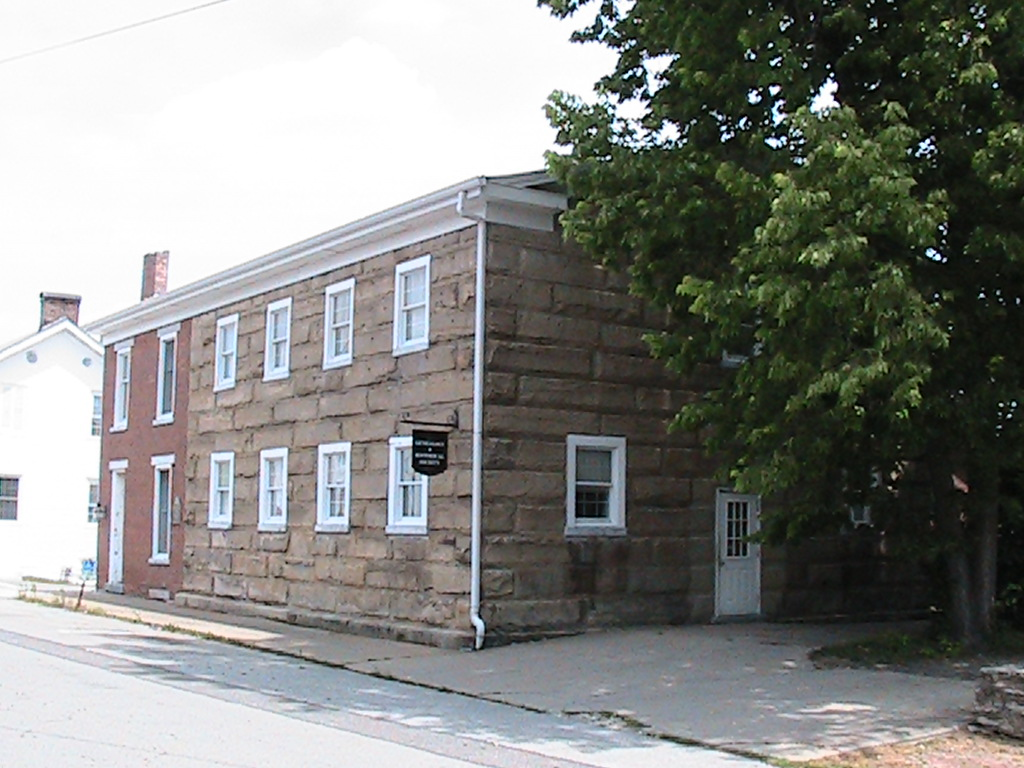 Genealogical Society & Old Jail