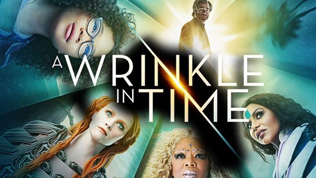 One word: magical! #mustsee #womenfilmmakers @ava #supportwomenartists #WrinkleInTime #smart #beautiful #powerful #deeplyaffecting @stormreid @oprah @reesewitherspoon @mindykaling 🙌🙌🏻🙌🏼🙌🏽🙌🏾🙌🏿 👏👏🏻👏🏼👏🏽👏🏾👏🏿