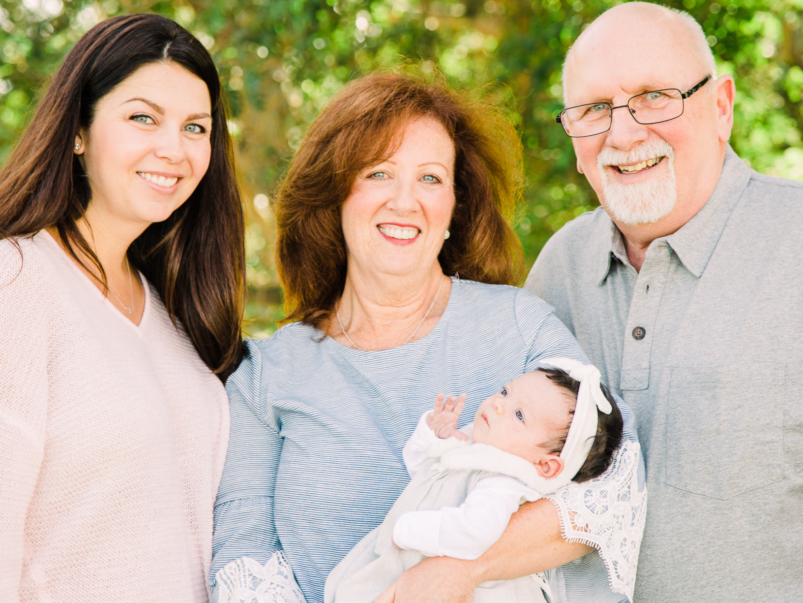Russell Family Portraits - Valley Park, Hermosa Beach, CA
