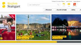 Stuttgart Tourist Info  Discover more - multilingual info