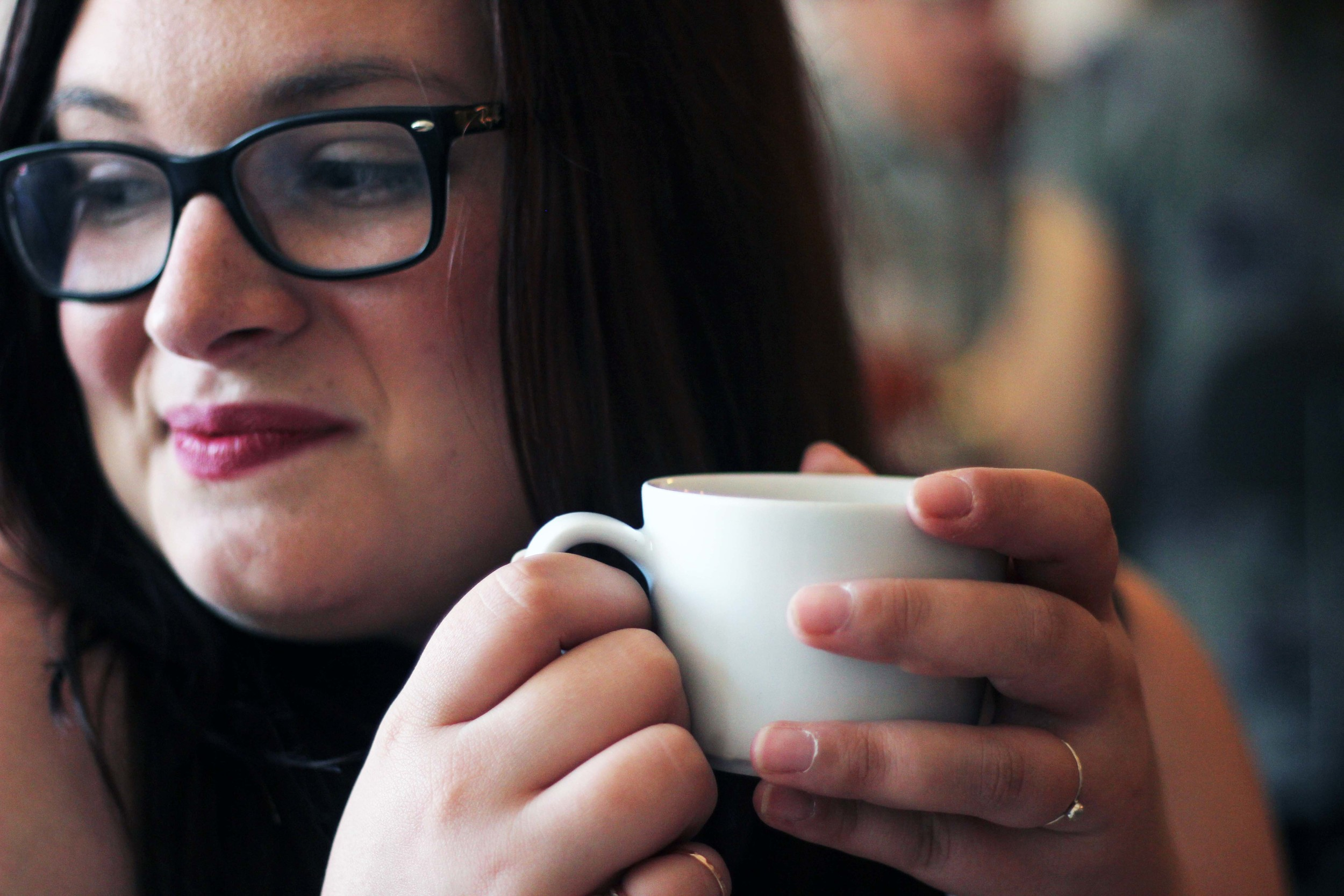 coffee morning brunch