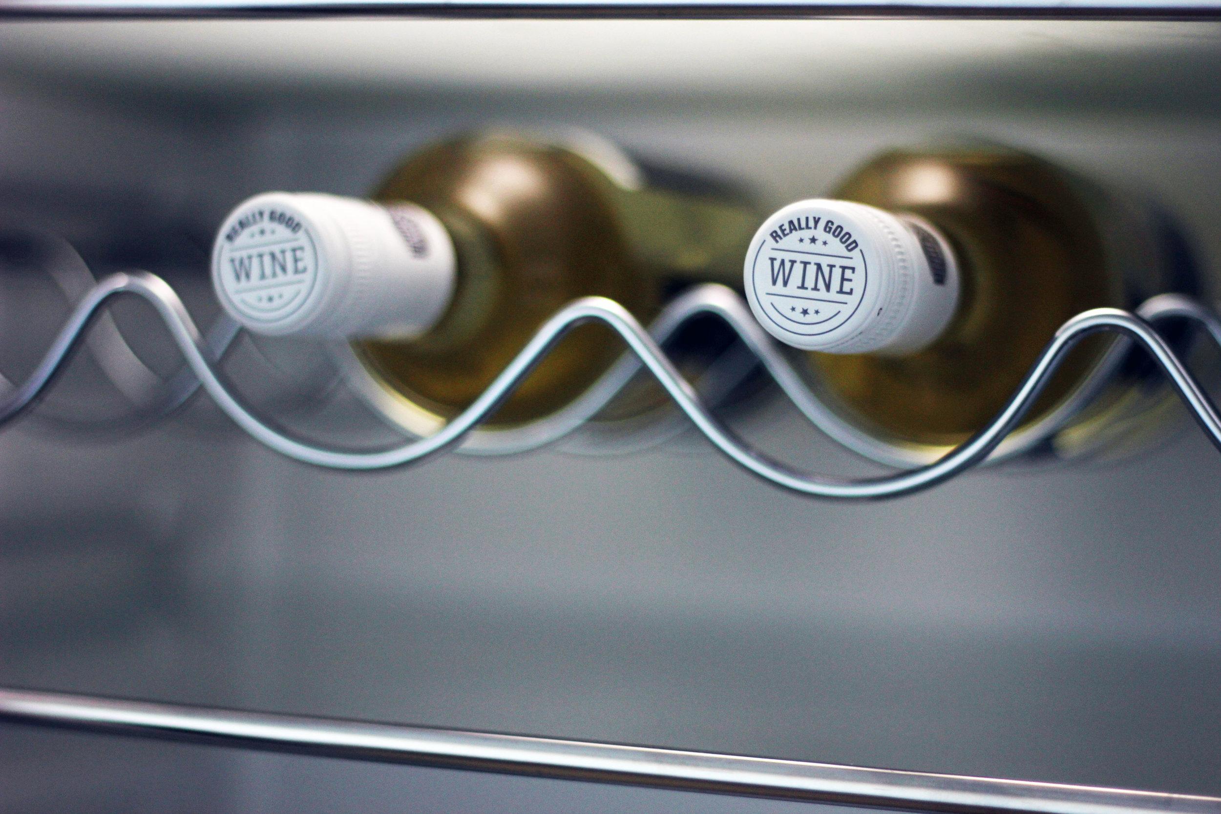 wine rack score!
