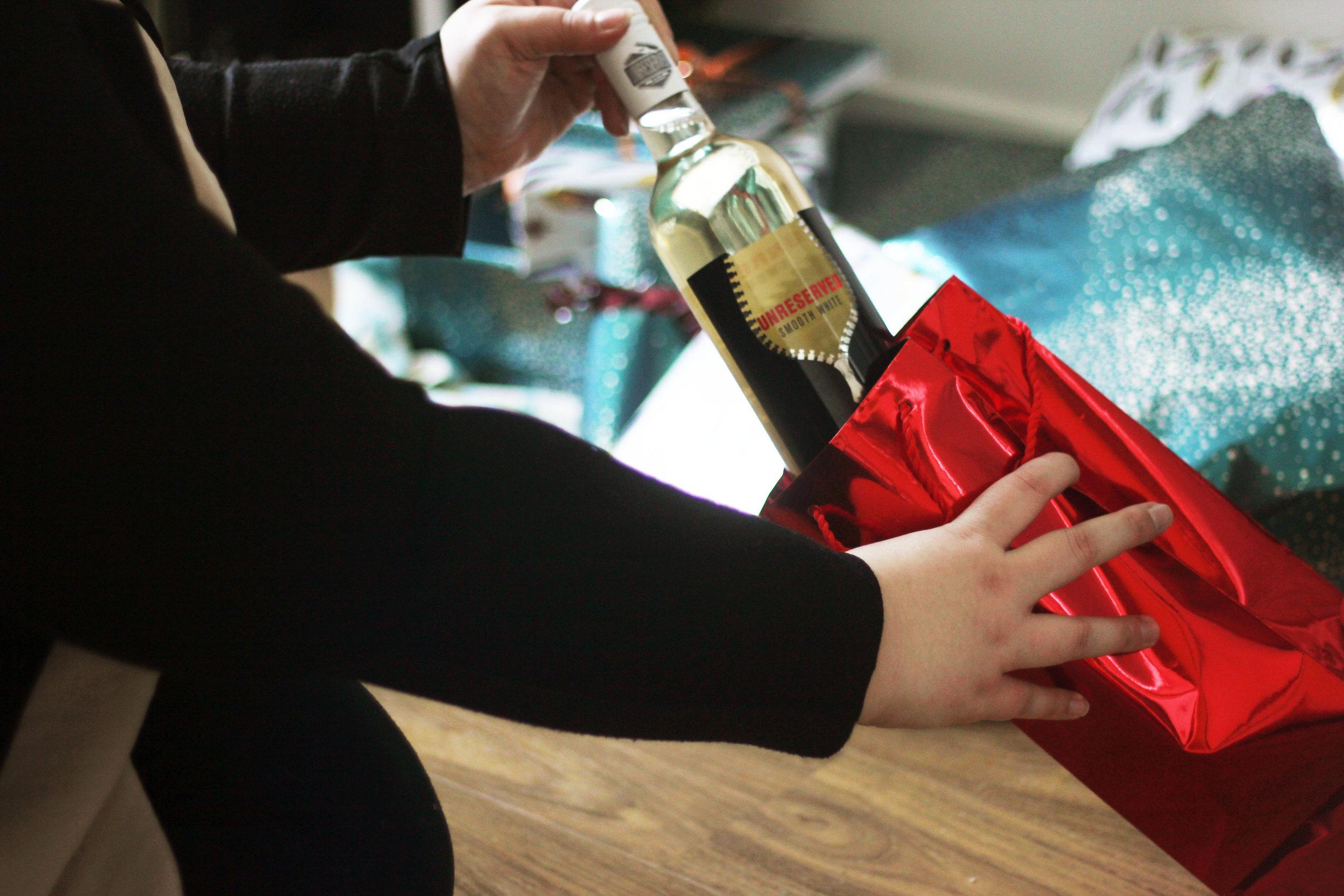 Unreserved Wine