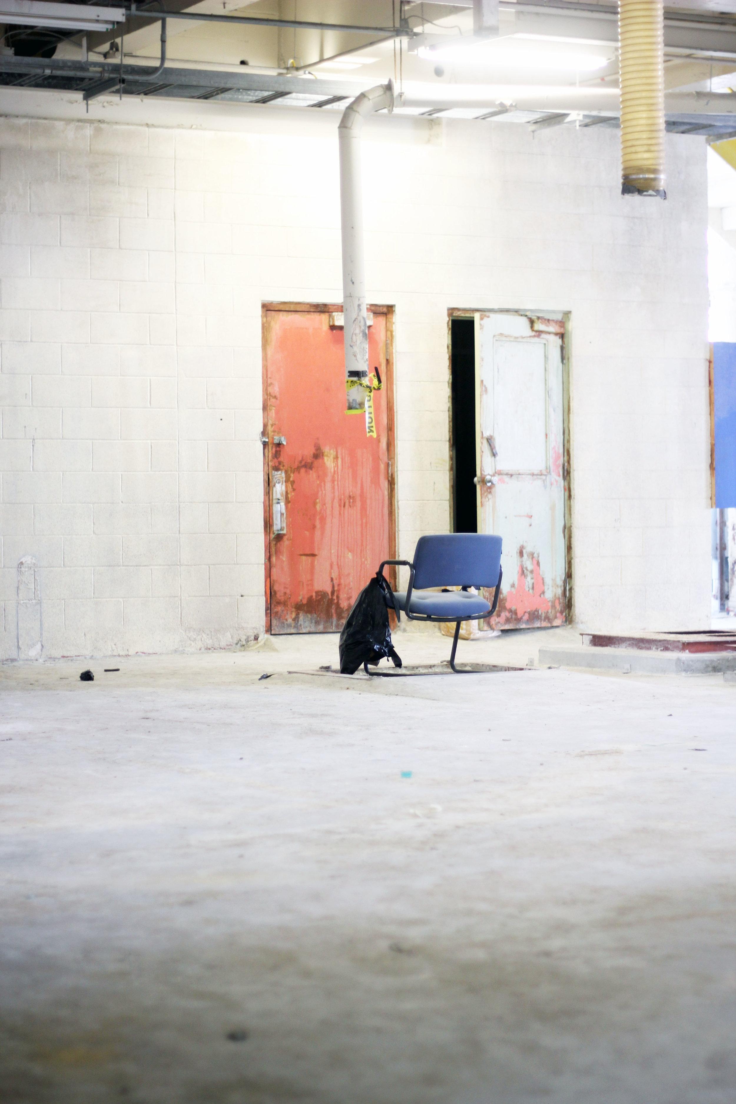 abandoned factory photography eery