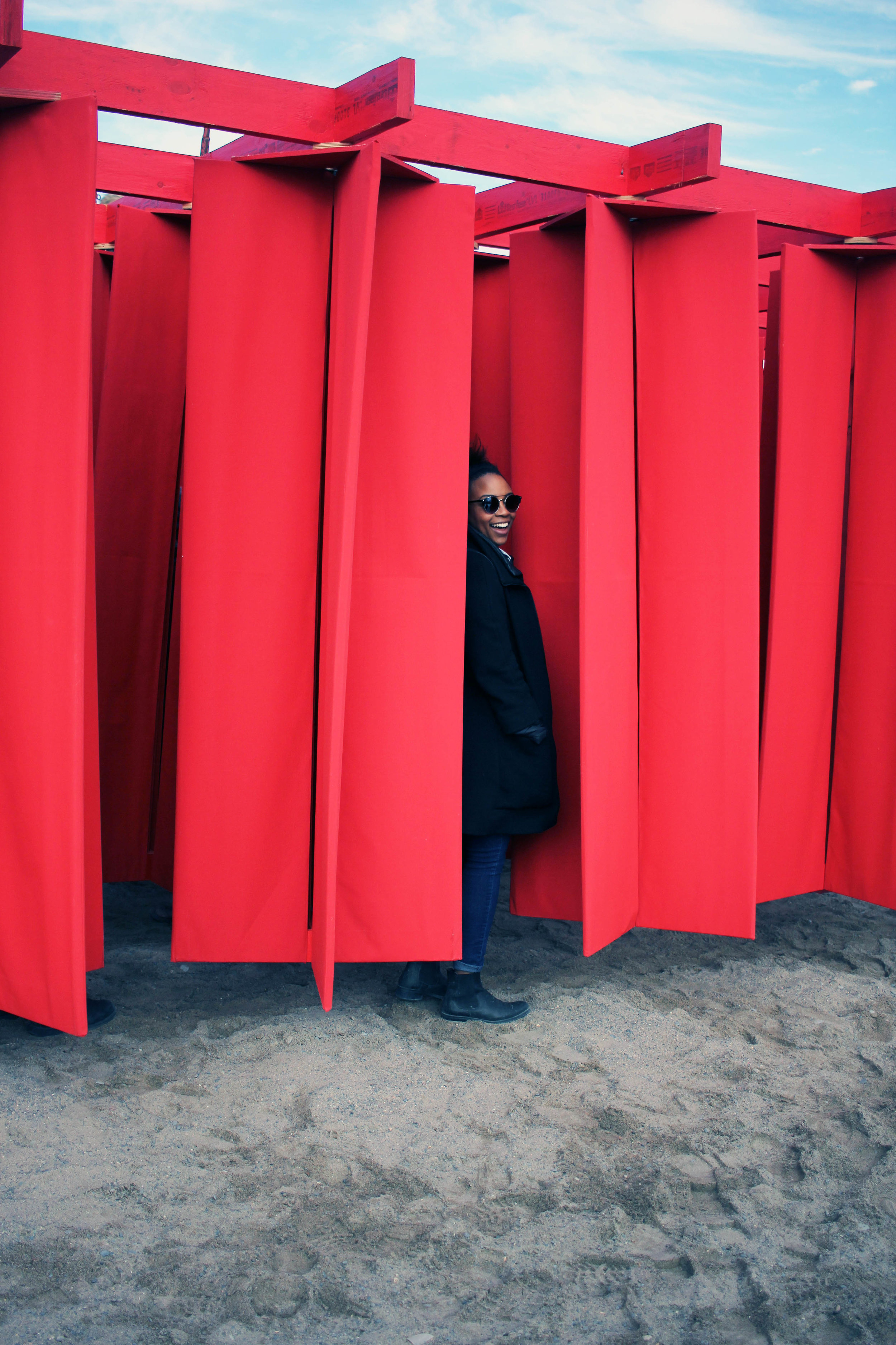 Obstacle WinterStations Toronto