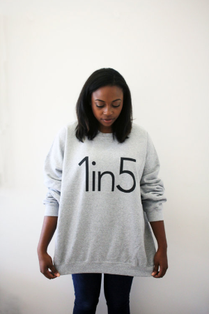 1 IN 5 Sweater