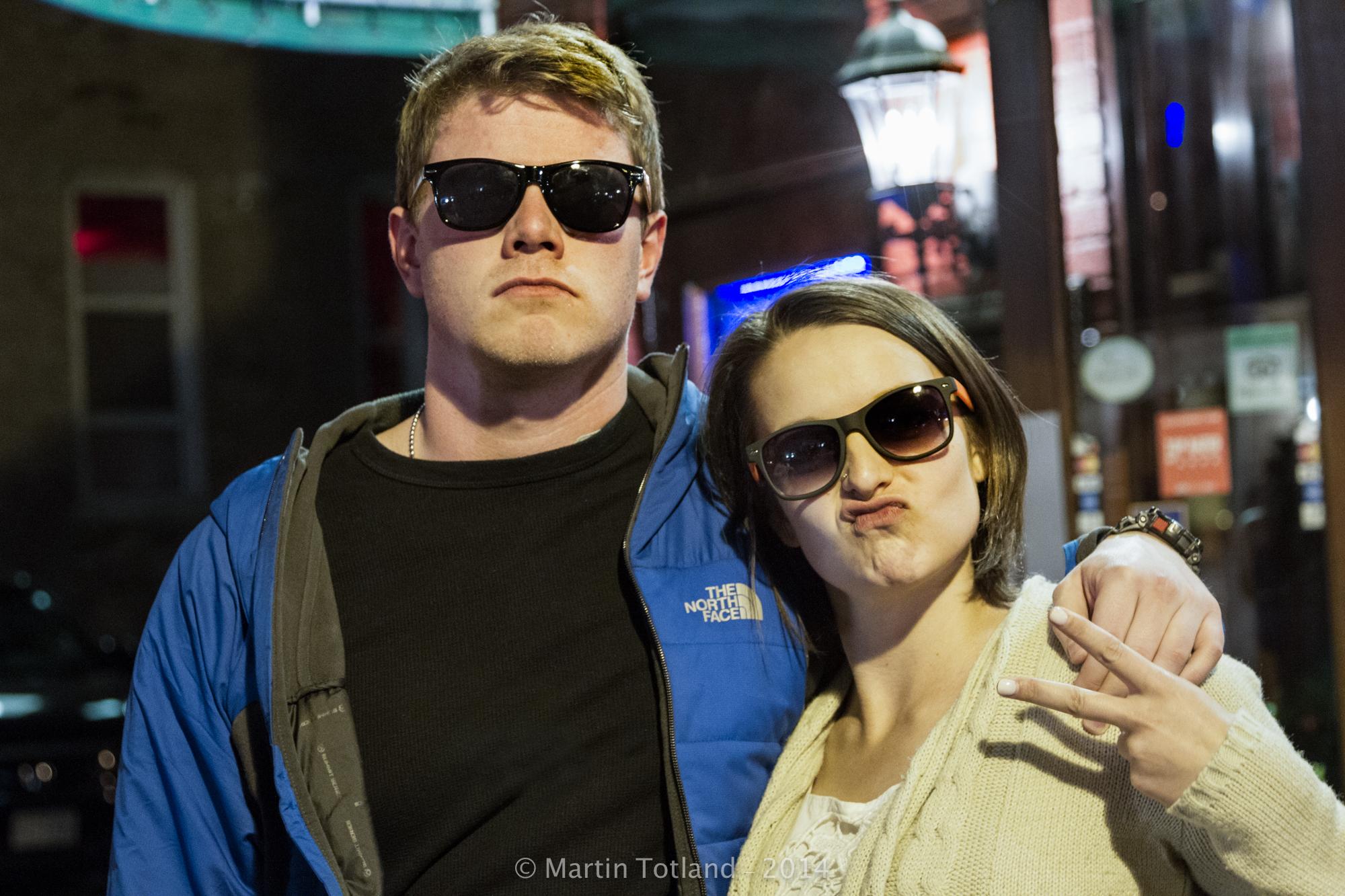 Martin & Brooke