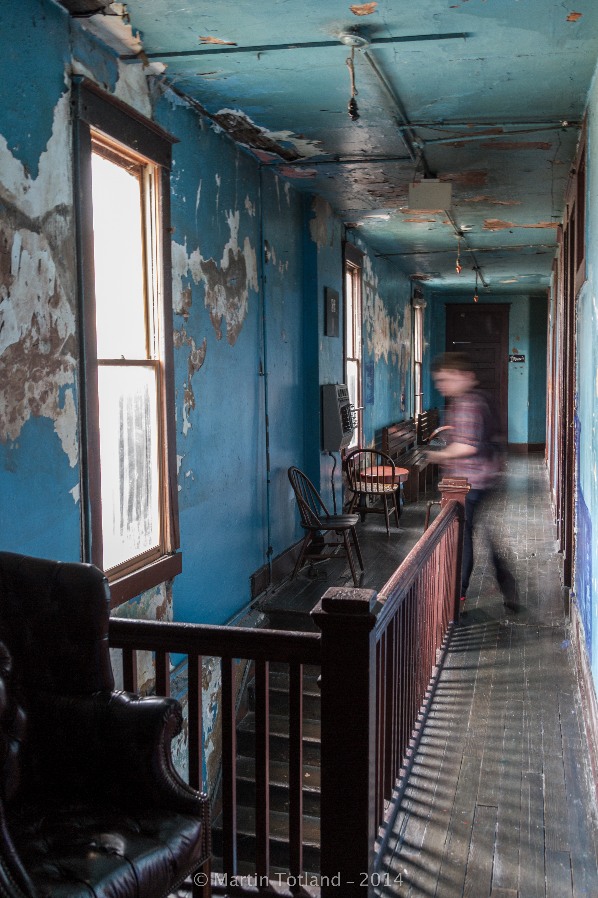 A Haunted House in Memphis, Tennessee