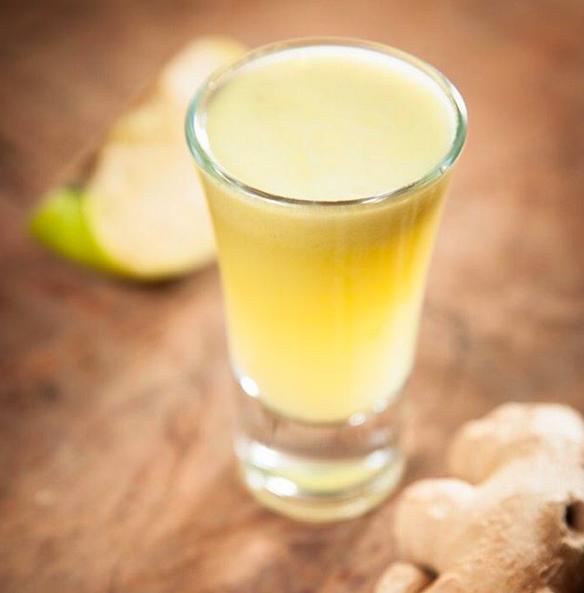 Ginger Shot - apple, ginger