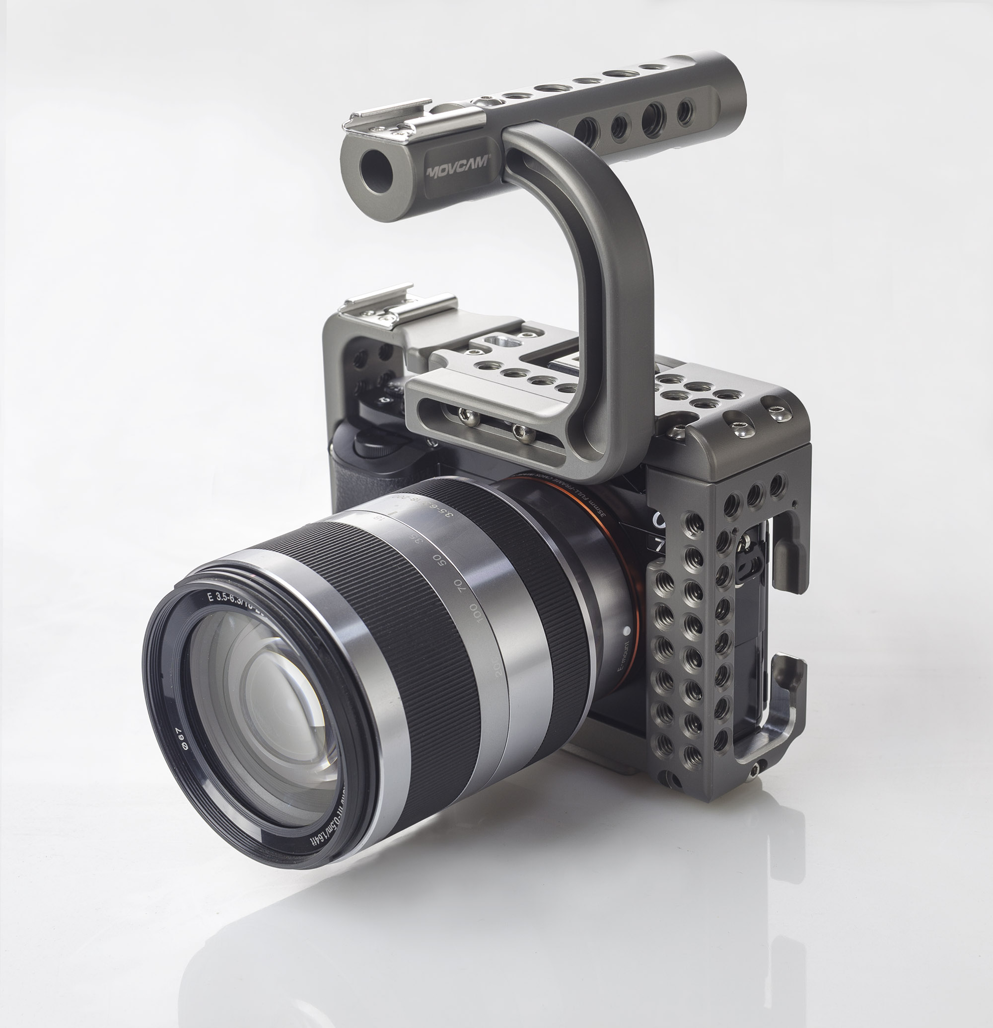 Movcam Sony a7s Cage