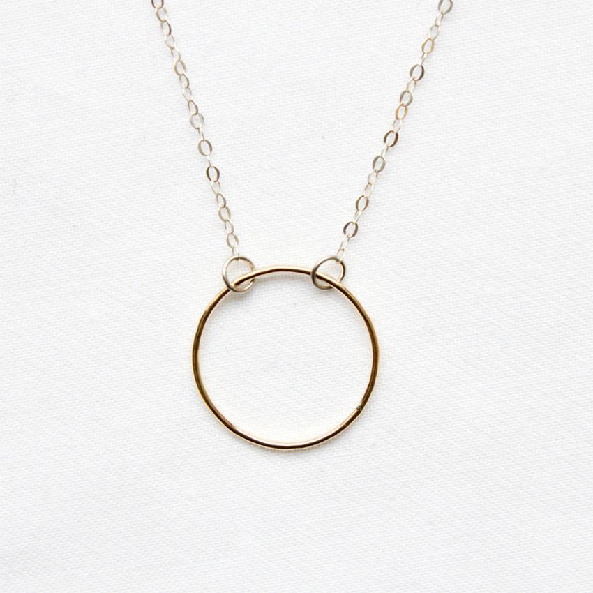 Oh My Clumsy Heart - Minimal handmade jewellry